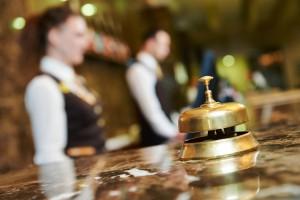 Hotel reception image